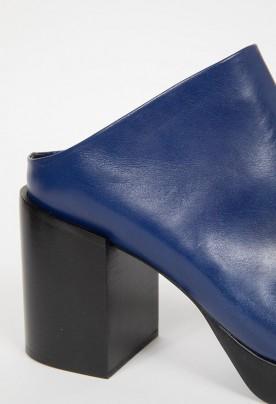 A.F. Vandevorst - Mules bleues
