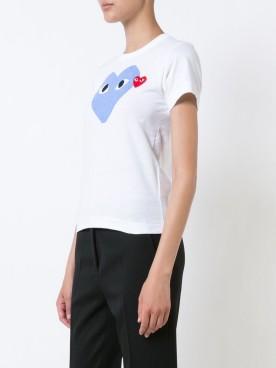 CDG Play - T-shirt à logo