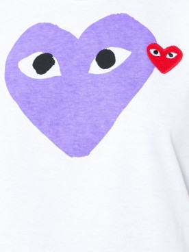 CDG Play - T-shirt à logo