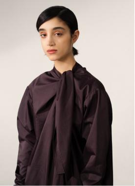 Lemaire - Robe asymétrique