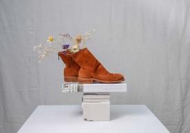 Guidi - Boots orange