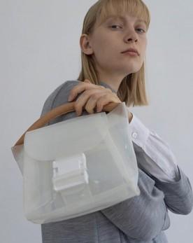 Zucca - Petit sac transparent